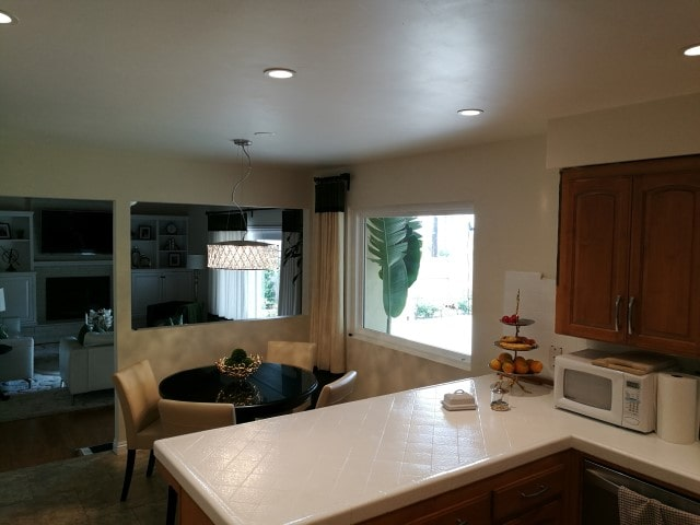 Superieur San Diego Cabinet Soffit Removal Before After